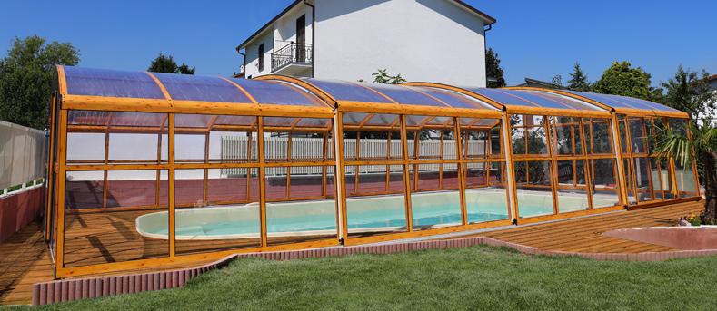 Cubiertas albixon for Pool enclosures canada